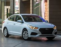Hyundai Accent 2018