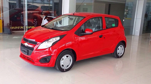 Chevrolet Spark Duo